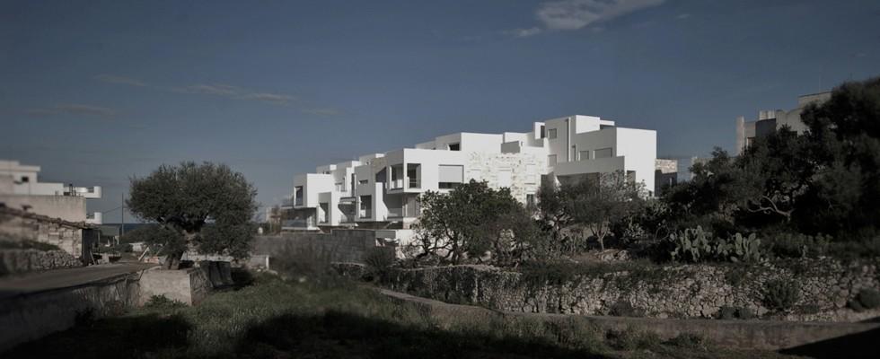 Complesso residenziale Chiar di Luna – Premio Inarch – Ance Puglia 2014