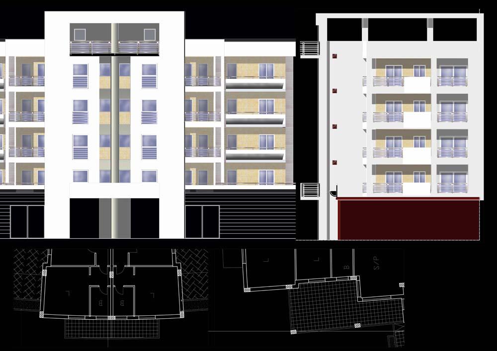 Edilizia residenziale morelli pastore for Progettazione di edifici residenziali